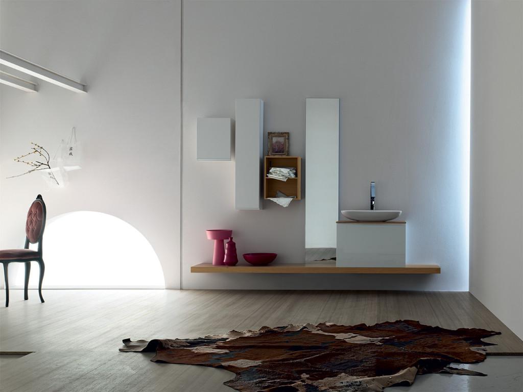Mobili bagno classici bianchi. amazing mobile bagno classico avorio