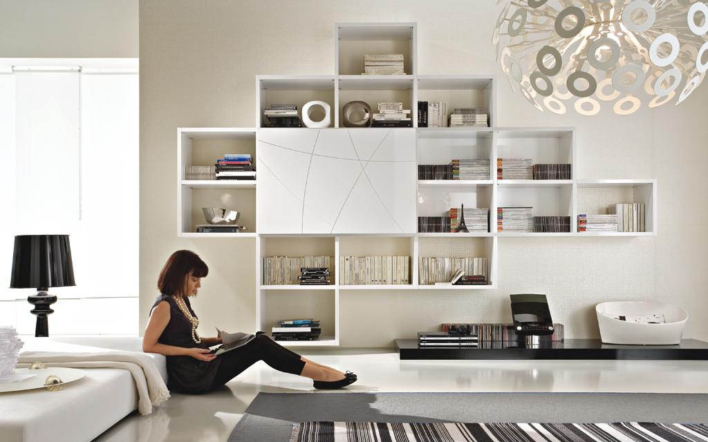 Soggiorni classici varese arredamenti caon for Disposizione mobili soggiorno