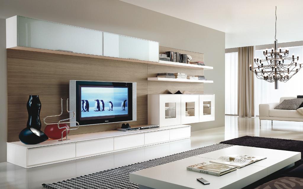 Emejing soggiorno parete attrezzata photos design trends